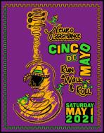 Cinco de Mayo 5K/10K & 1M Run, Walk & Roll