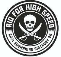The Submarine Birthday Virtual 5k and One Mile Submarine Sprint