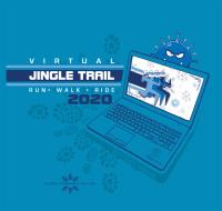 Virtual Jingle Trail Run/Walk/Ride