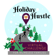 Holiday Hustle for Homeless Families