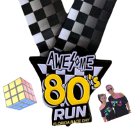 Awesome 80's Race - 5k and 10k races - Nocatee