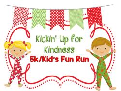 Kickin Up for Kindness 5k
