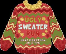 Ugly Sweater Half Marathon 10k and 5k
