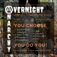 Overnight Anarchy 2020 - Adventure Race