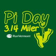 Pi Day 3.14-Miler