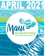 Virtual Maui Marathon for 2021