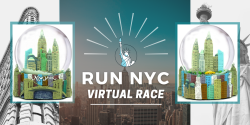 Run NYC Virtual Marathon