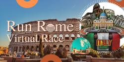 Run Rome Virtual Marathon