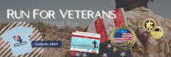 Run for Veterans Virtual Race