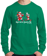 15th annual Run with Santa 5k at Cape Henlopen State Park