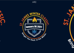 Saint James Winter Classic 5k and 1 Mile Fun Run (Virtual and Limited Live Event)