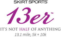 Skirt Sports 13er (Half Marathon/10k/5k)
