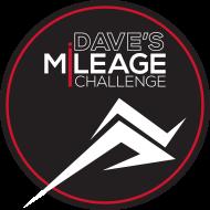 DAVE'S MILEAGE CHALLENGE