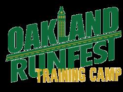 Oakland RunFest Training Camp
