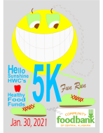 Hello Sunshine HWC's Healthy Food Funds 5k Fun Run