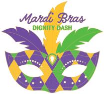 VOA Texas Mardi Bras Dignity Dash