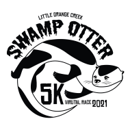 Swamp Otter Virtual 5K & Solo Run