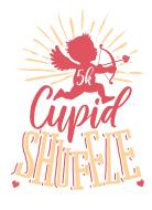 Cupid Shuffle 5k 10k