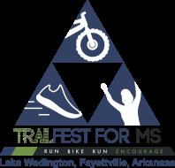 TrailFest for MS Duathlon Part 1 - Lake Wedington (Fayetteville, AR)
