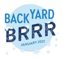 Backyard BRRR Virtual Challenge