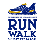 First Annual Rotary Sneakers for Scholarships Virtual 5K run/walk