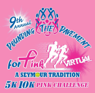 9th Annual Pounding the Pavement for Pink Races