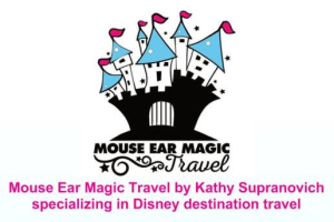Mouse Ear Magic Travel