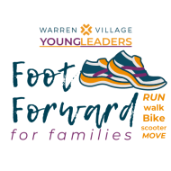 Foot Forward for Families Virtual 5k