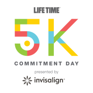 Life Time Commitment Day 5k and Movement Challenges presented by Invisalign