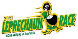 2021 Leprechaun Race 5K Virtual Run/Walk