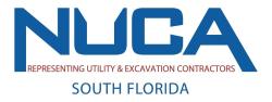 NUCA of South Florida Virtual 5K 2021