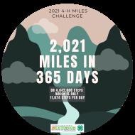 2021 4-H Miles Challenge