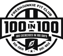 FRESHJUNKIE Fit Club 100 in 100
