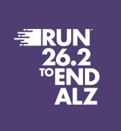RUN 26.2ENDALZ VIRTUAL RACE CHALLENGE FOR ALZHEIMERS CARE