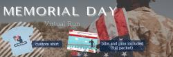 Memorial Day Virtual Run 2021