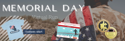 Memorial Day Virtual Run 2021