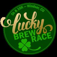 Lucky Brew Race 5k & 10k Logo