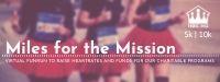"HBICHQ ""Miles for the Mission"" FunRun Series"