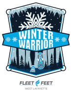 Fleet Feet West Lafayette Winter Warrior '21 Challenge