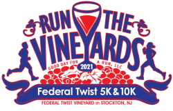 Run the Vineyards - Federal Twist 10K/5K