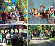 KENDALLVILLE PARK & RECREATION DEPARTMENT KIDS TRIATHLON