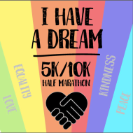 I Have a Dream Half Marathon, 10K & 5K