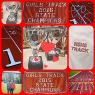 WE LOVE FAST VIRTUAL Races NSHS GIRLS TRACK Fundraiser