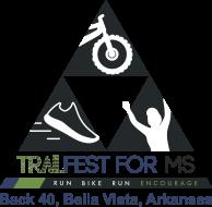 Trailfest for MS Duathlon Part 3: Back 40 (Bella Vista, AR)