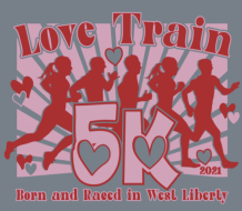 Love Train 5K and Puppy Love One Mile Fun Run