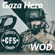 Gaza Hero WOD Logo