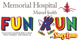 The Memorial Hospital Kids Fun Run at Story Land