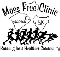 Moss Free Clinic 5K Run/Walk