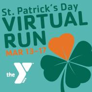 YMCA St. Patrick's Day Virtual Run