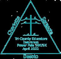Tri-County Educators Insurance Power Pole 10K/5K Trail Run